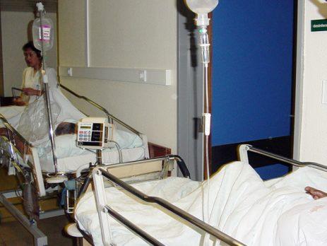 Serviços de oncologia em rutura iminente