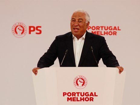 António Costa confia em vitória socialista na Madeira