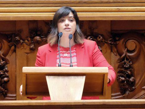 """PSD """"fingiu"""" que se preocupa com natalidade, acusa Carla Tavares"""