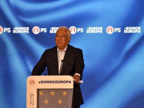 O PS orgulha-se de ter obra para apresentar em Portugal e na Europa