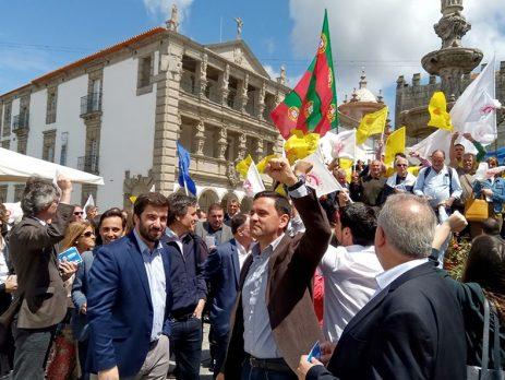 Queremos uma Europa com direitos e oportunidades e não o regresso dos cortes e sanções