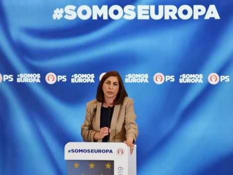 É com o PS na Europa que reforçamos mais justiça social e mais igualdade