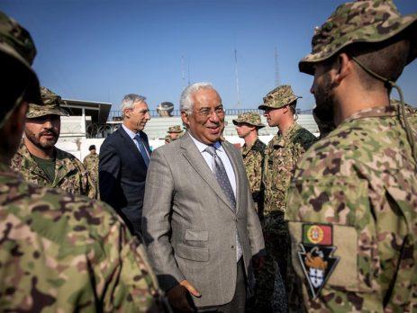 António Costa elogia contributo e prestígio dos militares portugueses em missão no estrangeiro