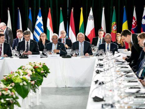 Portugal lidera posição de unidade para acordo global no orçamento comunitário 2021-2027