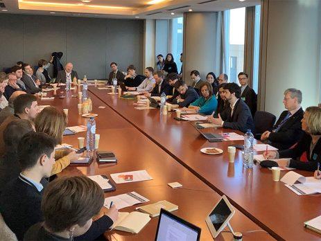 Pilar Social abriu ciclo de workshops para debater Orçamento Plurianual da UE