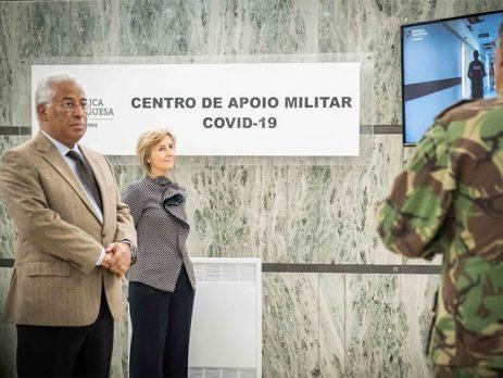 Portugal está mobilizado e com forte sentimento de unidade nacional
