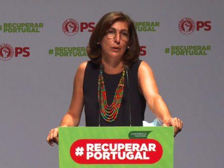 "Ana Catarina Mendes defende uma agenda progressista para ""Recuperar Portugal"""
