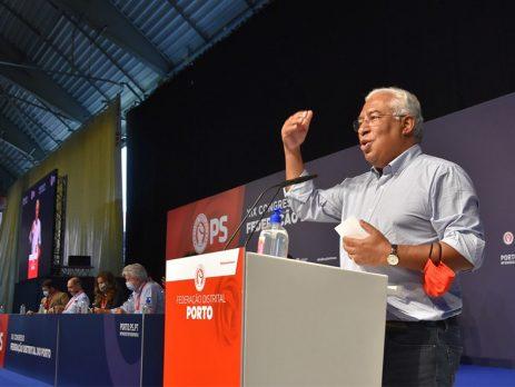 Mobilizar o país para controlar a pandemia, recuperar Portugal e cuidar do futuro