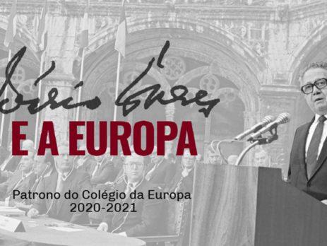 'Mário Soares e a Europa' em plataforma digital