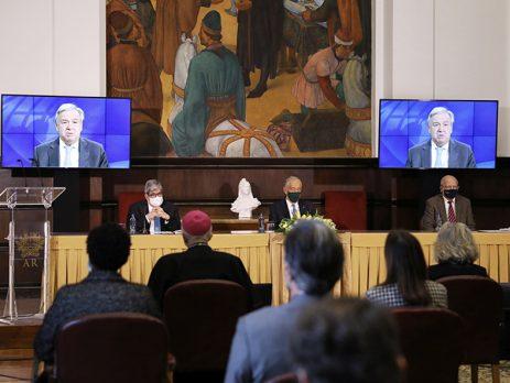 Portugal tem reputação justa e consolidada no quadro internacional