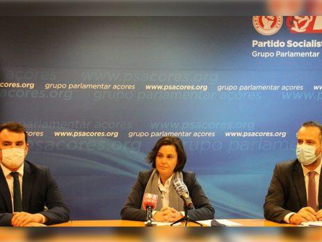 PS/Açores propõe comissão de acompanhamento da pandemia na Região