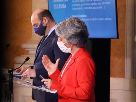 Medidas de apoio à Cultura já regulamentadas e no terreno até final de março