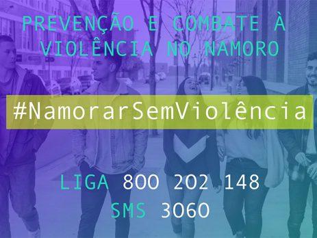 Campanha contra violência no namoro (I)