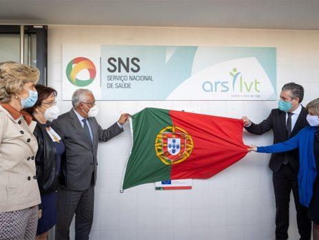 """Plano de Recuperação vai dar """"novo impulso"""" ao reforço estrutural do SNS"""