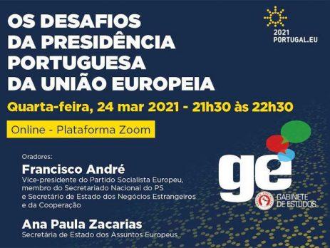 Gabinete de Estudos: Desafios da presidência portuguesa