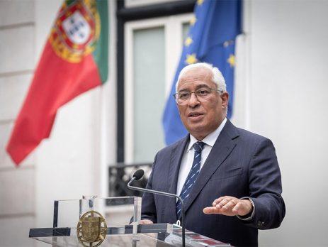 António Costa sublinha garantia da integridade orçamental e da defesa da Constituição
