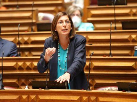 presidente do Grupo Parlamentar Ana Catarina Mendes, Assembleia da República