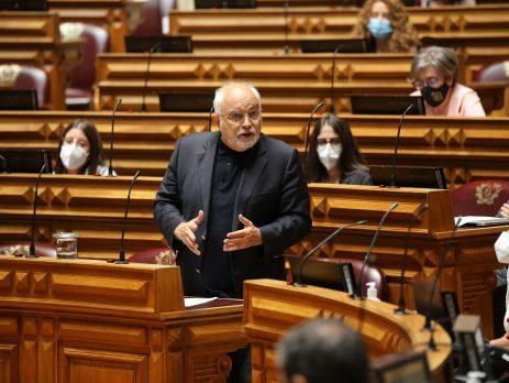 José Magalhães, Assembleia da República