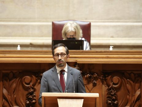 Bruno Aragão, Assembleia da República
