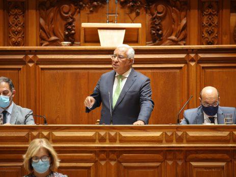 António Costa, debate do estado da Nação
