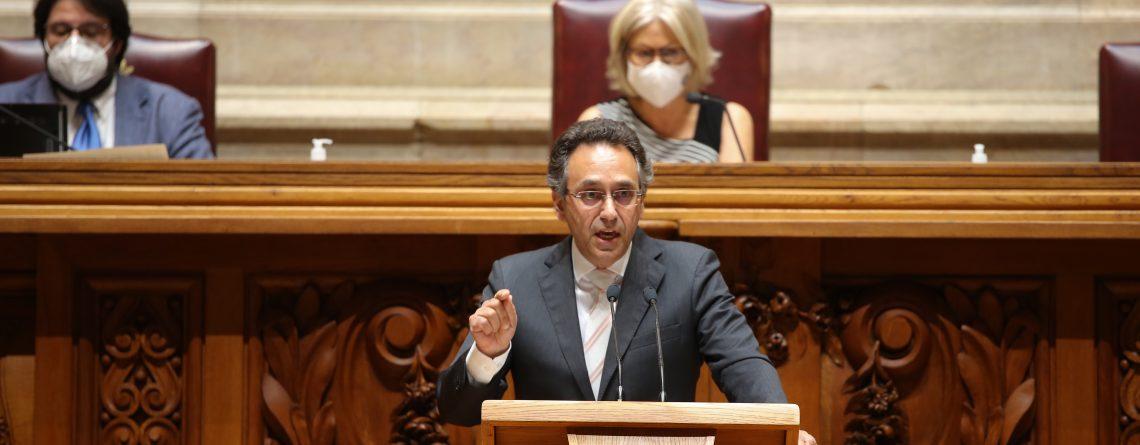 Porfírio Silva, debate do Estado da Nação