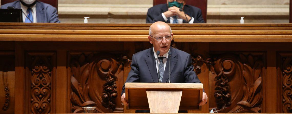 Augusto Santos Silva, debate do Estado da Nação