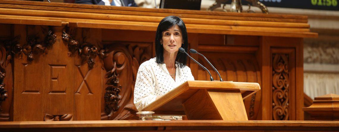 Cláudia Santos, Assembleia da República