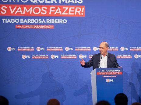 Manuel Pizarro, Porto