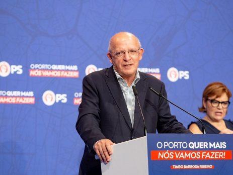 Augusto Santos Silva, Porto