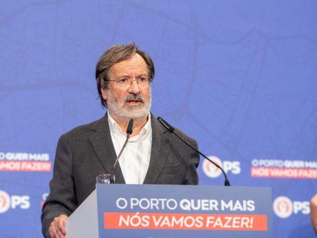 Alberto Martins, Porto