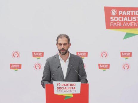 Duarte Cordeiro, Jornadas Parlamentares em Caminha
