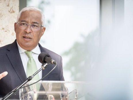 António Costa, PRR, setor social e solidário