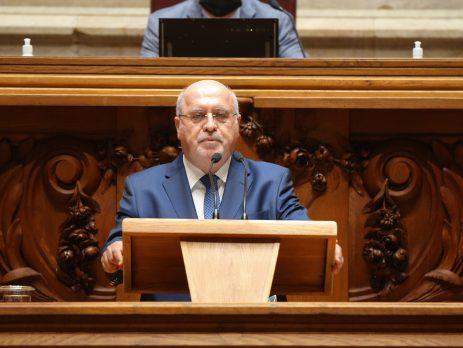 Luís Capoulas Santos, Assembleia da República