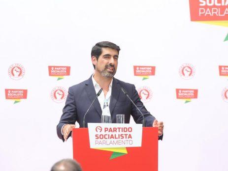 Miguel Alves, Jornadas Parlamentares em Caminha