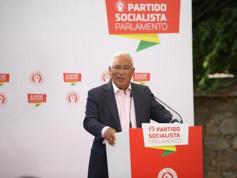 António Costa, Jornadas Parlamentares de Caminha