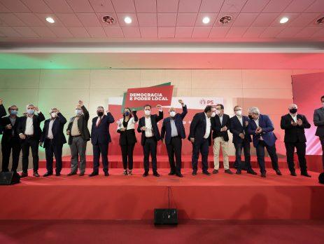 candidatos autárquicos pelo distrito de Coimbra