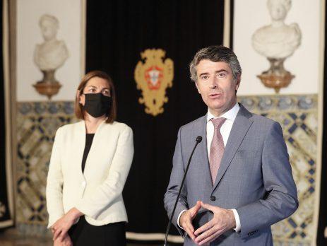 José Luís Carneiro e Ana Catarina Mendes, Presidência da República