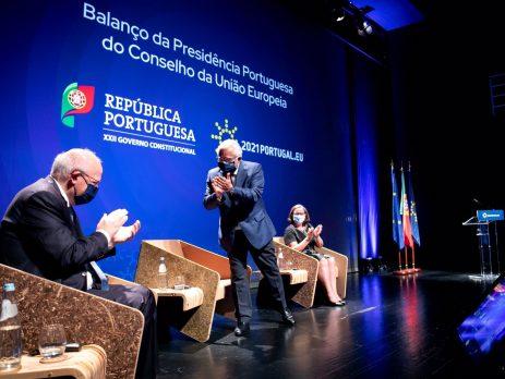 António Costa, presidência portuguesa da UE