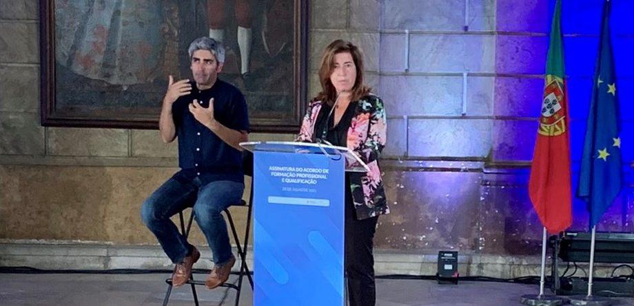 Ana Mendes Godinho, concertação social