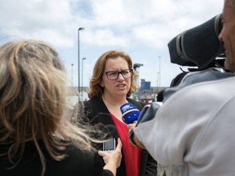 Bárbara Chaves, Jornadas Parlamentares do PS/Açores