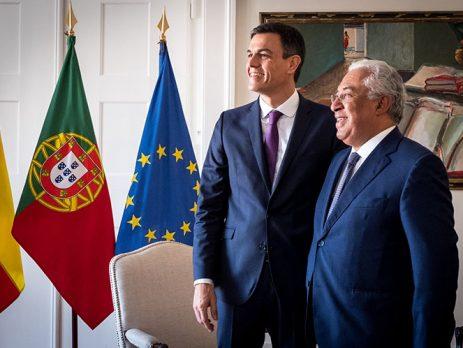 António Costa e Pedro Sanchez