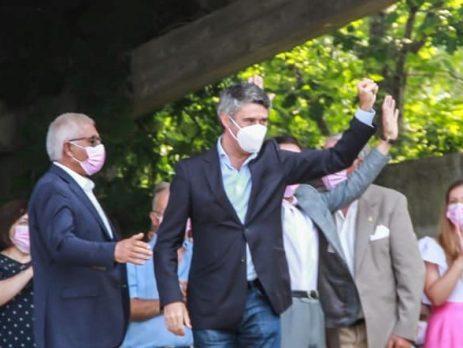 José Luís Carneiro, Montalegre