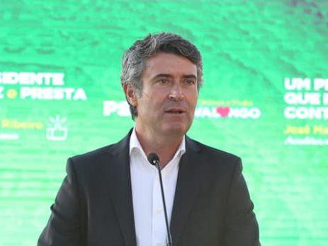 José Luís Carneiro, Valongo