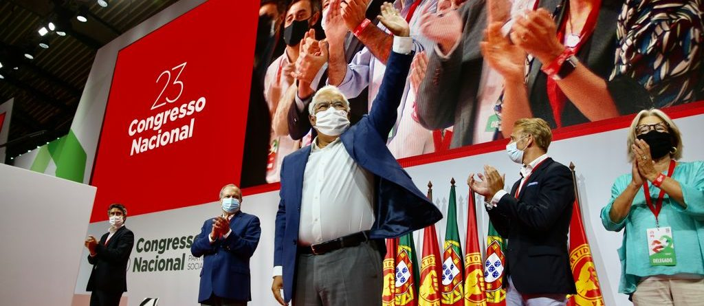 António Costa, 23º Congresso Nacional