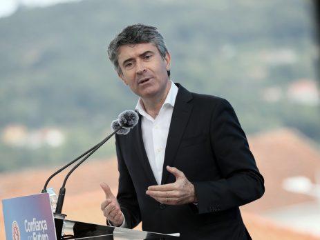 José Luís Carneiro, Baião