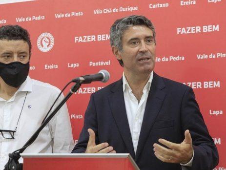 José Luís Carneiro, Cartaxo