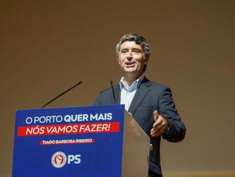 José Luís Carneiro, Porto