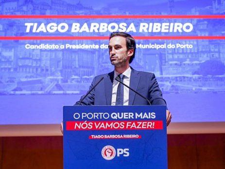 Tiago Barbosa Ribeiro, Porto