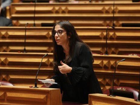 Maria Begonha, Assembleia da República