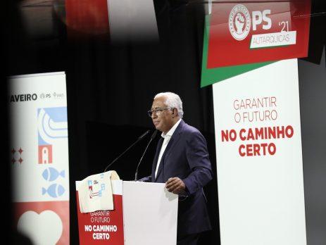 António Costa, Aveiro